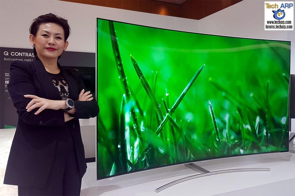 The Complete 2017 Samsung QLED TV Range Revealed