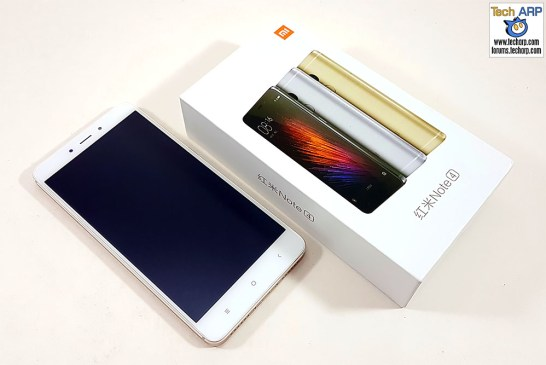 The Xiaomi Redmi Note 4 (Helio X20 Model) Review