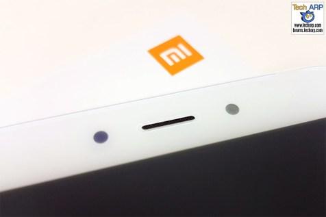 The Xiaomi Redmi Note 4 (Helio X20 Model) front camera