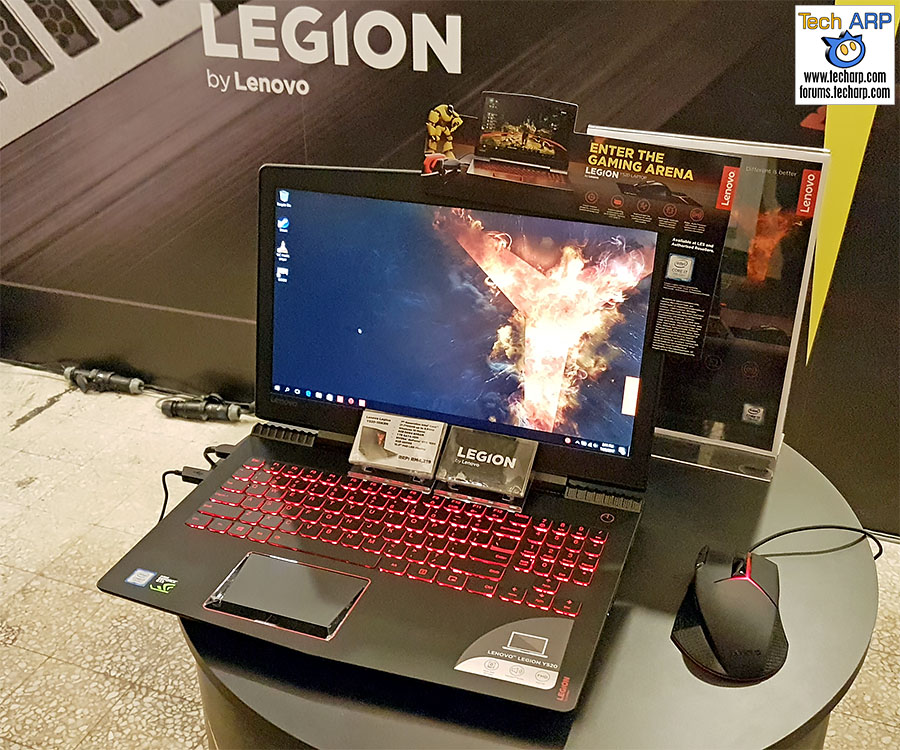 The Lenovo Legion Y720 & Y520 Gaming Laptops Revealed! - Page 2