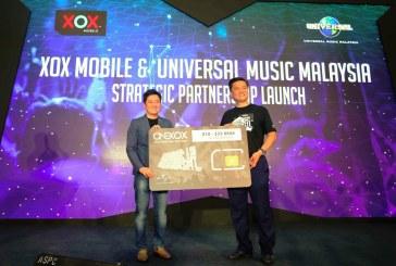 XOX MOBILE & Universal Music Launches ONEMUSIC