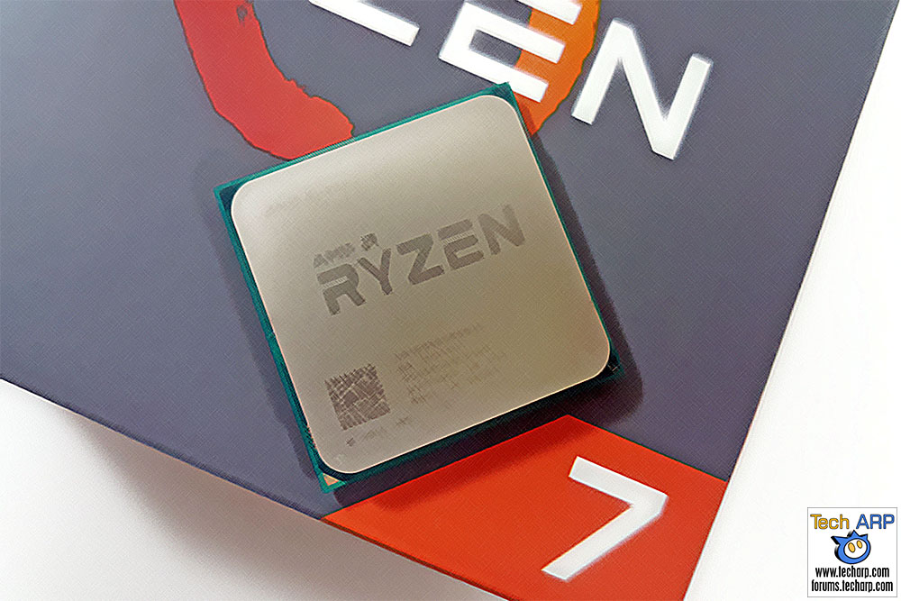 The AMD Ryzen 7 1800X Processor First Look