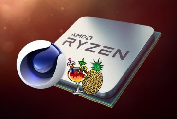 The AMD Ryzen 7 Performance In 3D Rendering & Video Transcoding