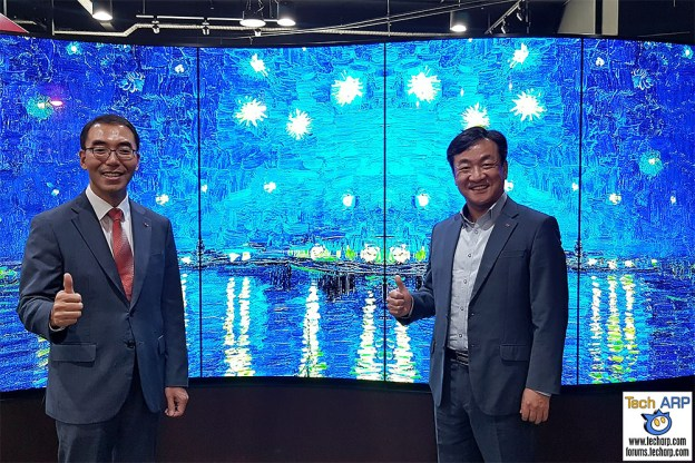 The 2017 LG Information Display Solutions Revealed!