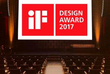 Samsung Wons 49 iF Design Awards 2017