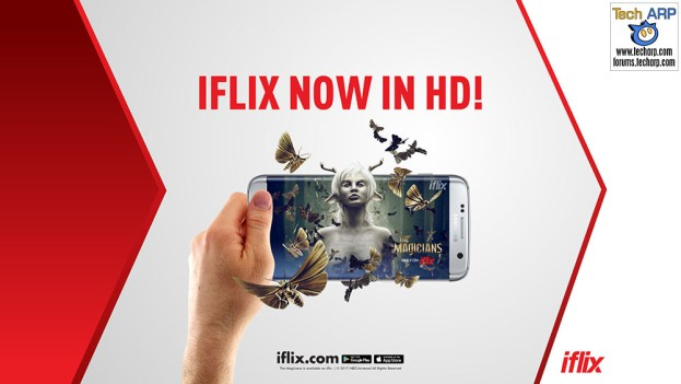 iflix HD Streaming Details And Q&A With Ash Crick