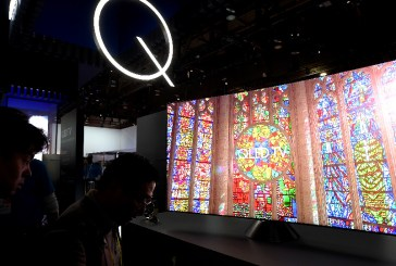 The Samsung QLED TVs Launched Globally In Paris