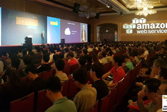AWS Summit 2017 – What's New In Amazon Web Services