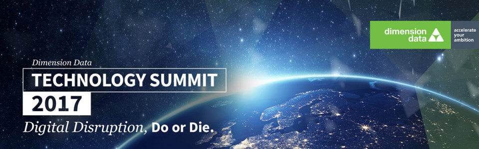 Key Talks At The Dimension Data Technology Summit 2017