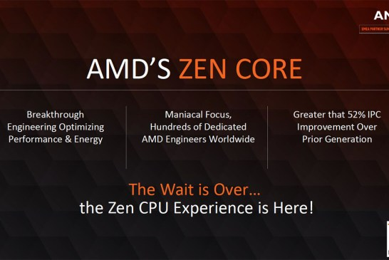 Joe Macri : The Disruptive Nature of AMD Ryzen