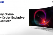 Exclusive Samsung QLED TV Pre-Order 1-Day Online Deal!