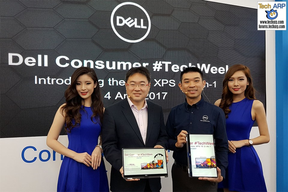 The New Dell XPS 13 2-in-1 (9365) Laptop Revealed!