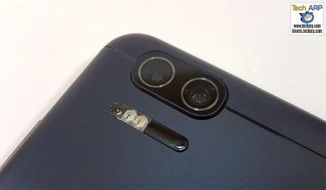 ASUS ZenFone 3 Zoom main cameras