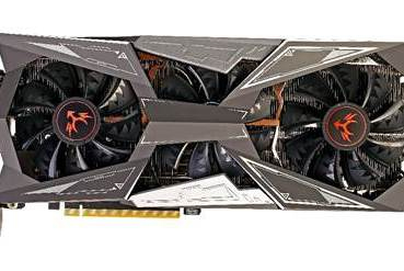 COLORFUL iGame GTX1080Ti Vulcan X OC Released!