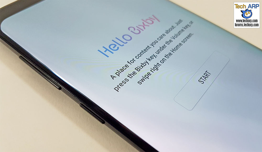 The Samsung Galaxy S8 Review