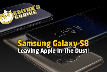 The Samsung Galaxy S8 Review – Leaving Apple In The Dust!