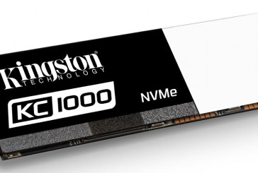 The Kingston KC1000 NVMe PCIe SSD Announced!