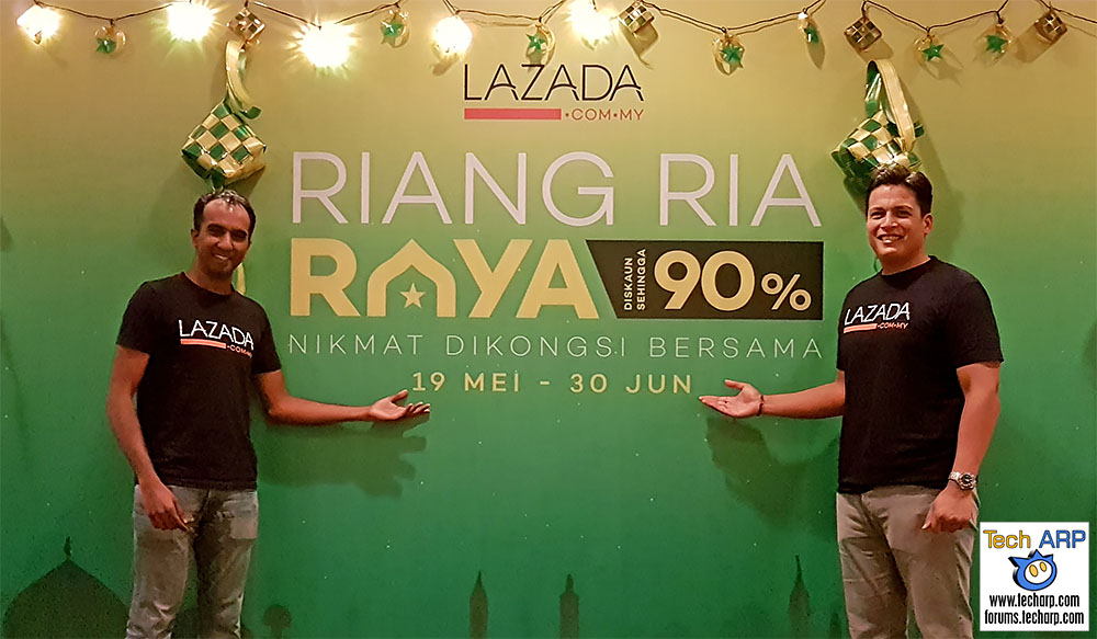 Lazada TV Launched During Riang Ria Raya Campaign