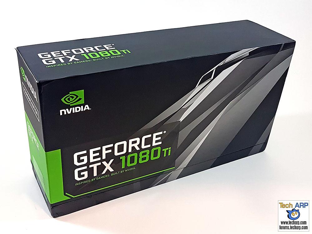 NVIDIA GeForce GTX 1080 Ti box