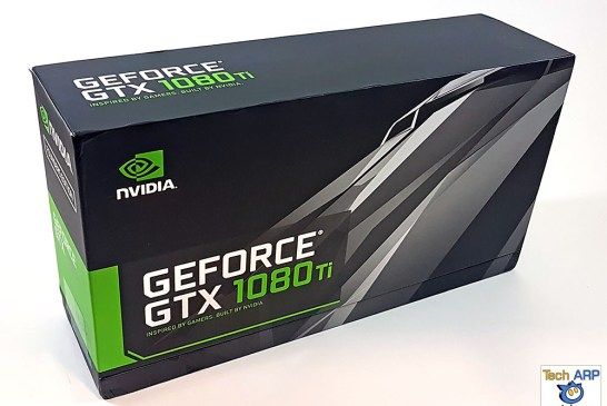 NVIDIA GeForce GTX 1080 Ti box