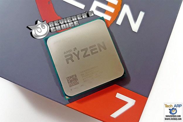 The AMD Ryzen 7 1800X Review