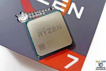 The AMD Ryzen 7 1800X Octa-Core Processor Review