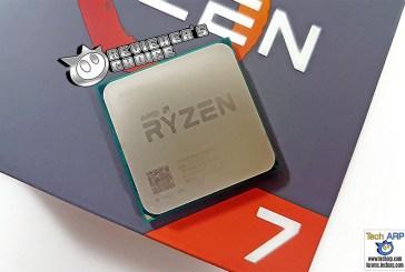 The AMD Ryzen 7 1800X Octa-Core Processor Review