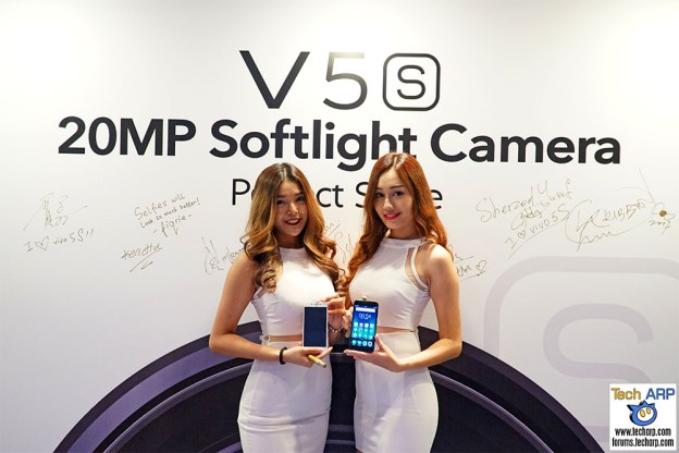 The vivo V5s Price, Features & Specifications Revealed!