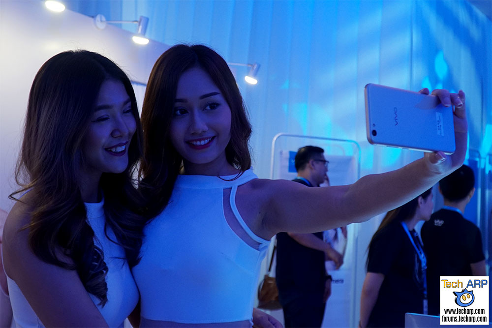 "The vivo V5s ""Perfect Selfie"" Specifications & Preview"