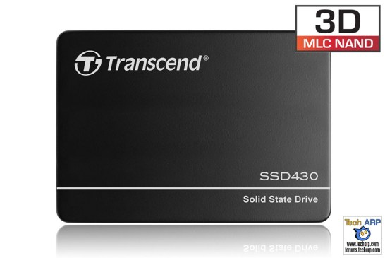 The Industrial-Grade Transcend SSD430 SSD Announced