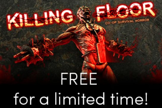 Killing Floor Is FREE For Another 12 Hours!