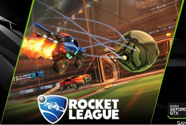 Get Rocket League with every GeForce GTX 1060 or 1050!