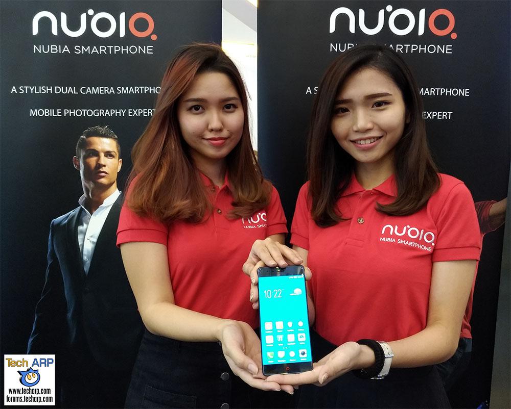 The nubia M2, M2 Lite & M1 Lite Smartphones Revealed!