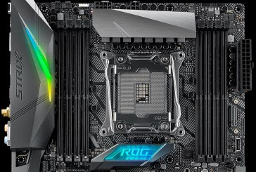 The New ASUS X299 Motherboards Announced!