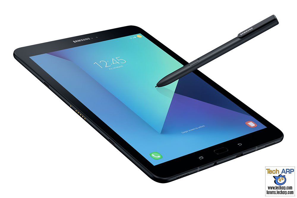 The All-New Samsung Galaxy Tab S3 Tablet Is Here!