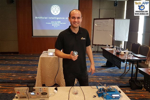 The AWS Masterclass on Artificial Intelligence by Olivier Klein
