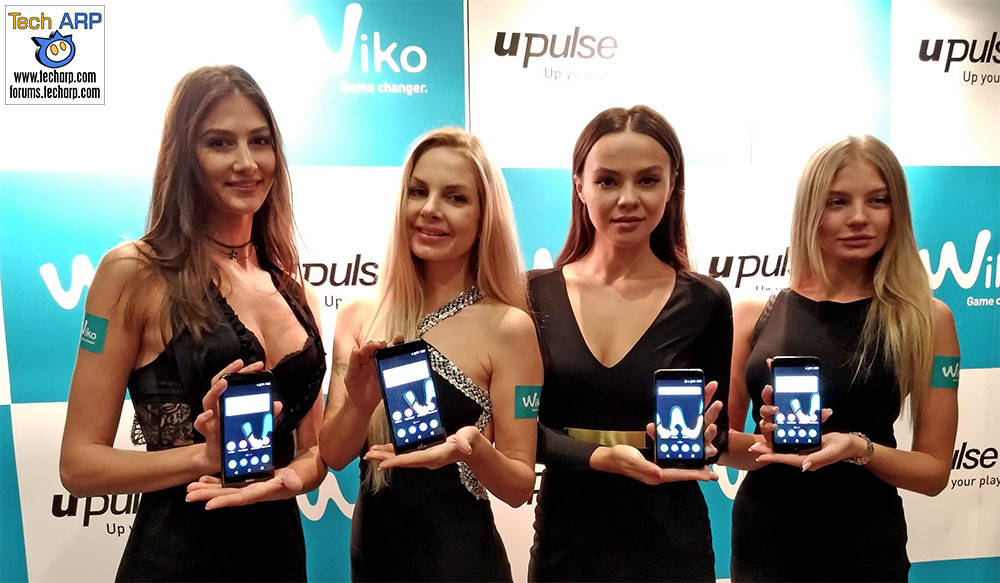 The Wiko Upulse, Harry & Kenny Revealed!