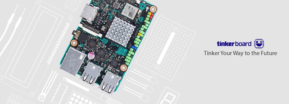 The ASUS Tinker Board Single Board Computer Launched!