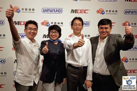 The Animamundi Partnership With China Film Animation