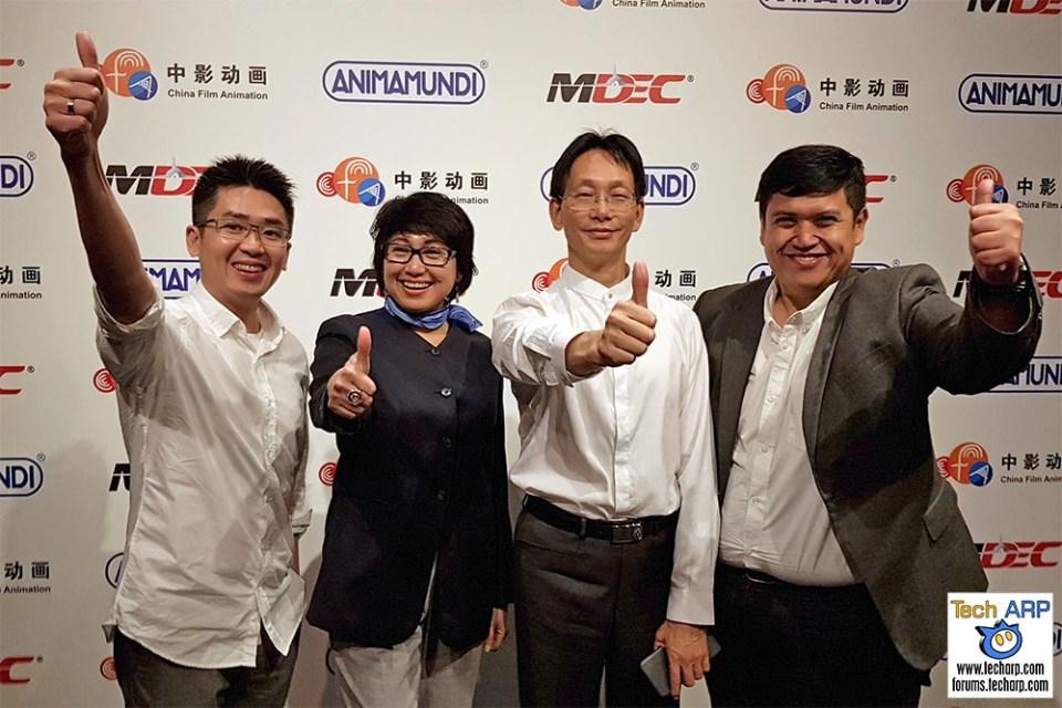 The Animamundi Partnership With China Film Animation Industry