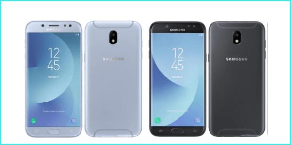 Galaxy J Pro Series 2017