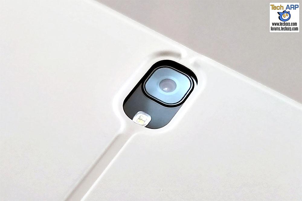 Samsung Galaxy Tab S3 back camera
