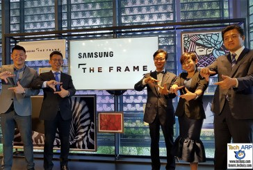 The Frame TV by Samsung Revealed!