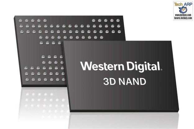 WD Announces BiCS4 - World's First 96-Layer 3D NAND Tech