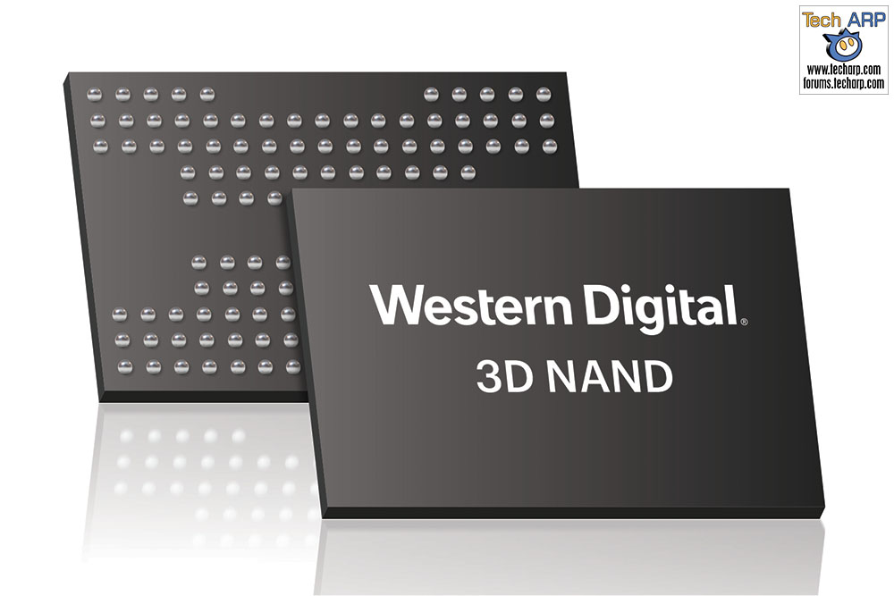 WD Announces BiCS4 - World's First 96-Layer 3D NAND Tech