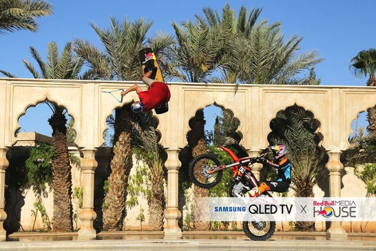 See The Unexpected With Samsung x Red Bull