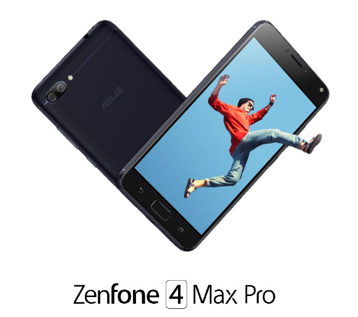 The ASUS ZenFone 4 Max Pro (ZC554KL) Revealed!