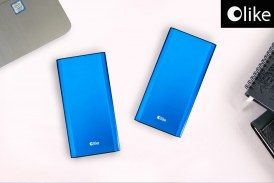 Limited Edition Royal Blue Olike Powerbank Introduced