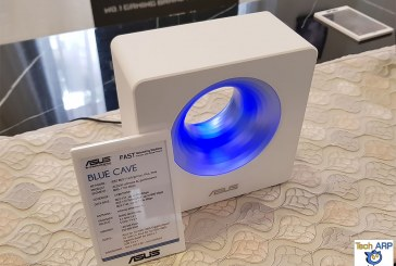 The ASUS Blue Cave AC2600 WiFi Router Revealed!