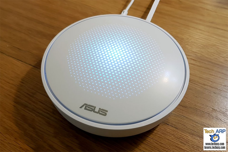 The ASUS Lyra WiFi Mesh System Revealed!